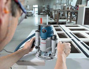fresatrice Bosch Gof 1600 CE Professional